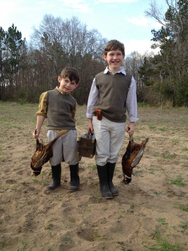Hunting Toys For Little Boys : Why all kids need to be bird boys alligator hall