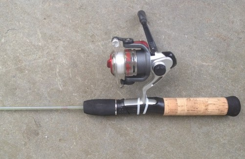 The great bass of cape cod alligator hall for Dock demon fishing rod