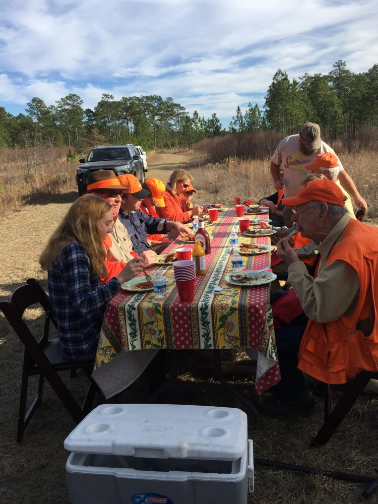 Ages 8-88, on One Quail Hunt
